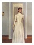 Khnopff: Sister, 1887 Prints by Fernand Khnopff