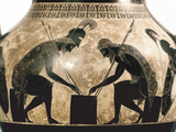 Achilles & Ajax, C540 B.C Photographic Print by Exekias