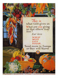 World War I: U.S. Poster Giclee Print