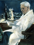 Sir Alexander Fleming Photographic Print