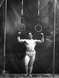 Circus Strongman, 1885 Photographic Print