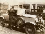 Wall Street Crash, 1929 Fotografisk tryk