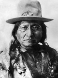 Sitting Bull (1834-1890) Reproduction photographique