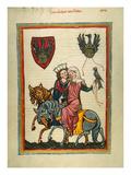 Heidelberg Lieder Giclee Print