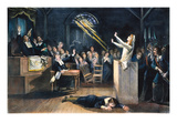 Salem Witch Trial, 1692 Giclee Print