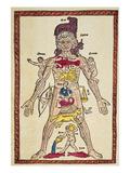 Man Of Signs, 1495 Poster by Juan de Burgos