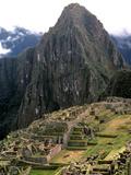 Peru: Machu Picchu Photographic Print