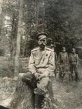 Nicholas Ii (1868-1918) Photographic Print