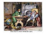 Johannes Kepler (1571-1630) Art