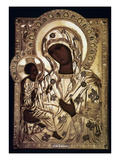 Our Lady Of Yevsemanisk Art