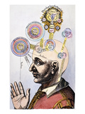 Robert Fludd (1574-1637) Giclee Print by Robert Fludd
