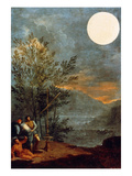 Creti: The Sun, 1711 Giclee Print by Donato Creti