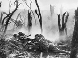 World War I: Battlefield Photographic Print