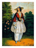 The Bloomer Costume: Prints by  Currier & Ives