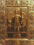 Byzantine Art: St. Michael Photographic Print