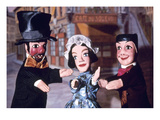 Theater: Puppet Characters Prints