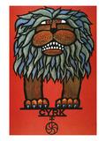 Circus Poster, 1967 Giclee Print