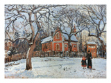 Pissarro: Trees, C1872 Giclee Print by Camille Pissarro