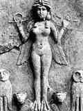 Lilith, C1950 B.C Photographic Print