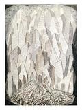 Walkowitz: Metropolis, 1923 Giclee Print by Abraham Walkowitz