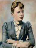 Sonya Kovalevsky (1850-1891) Photographic Print