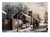 C&I: The Ambuscade Giclee Print by Currier & Ives