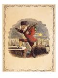 Santa Claus, 1848 Prints