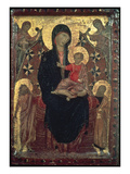 Madonna And Child Prints by  Cimabue