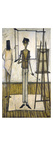 Buffet: Artist, 1948 Giclee Print by Bernard Buffet