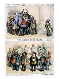 Nast: Tweed Corruption Giclee Print by Thomas Nast