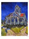Van Gogh: Auvers, 1890 Giclee Print by Vincent van Gogh