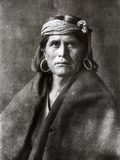 Curtis:  Hopi Native American Photographic Print by Edward S. Curtis
