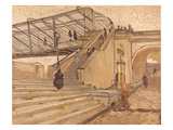 Van Gogh: Bridge, 1888 Giclee Print by Vincent van Gogh