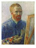 Vincent Van Gogh (1853-1890) Poster by Vincent van Gogh
