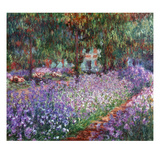 Monet: Giverny, 1900 Posters by Claude Monet