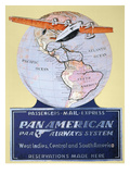Pan American Airways 1934 Premium Giclee Print