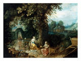 Francken: Vertumnus Prints by Frans Francken the Younger