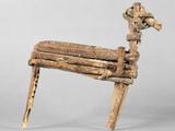Anasazi Split-Twig Figure Photographic Print