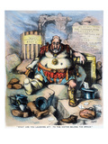 Nast: Tweed's Downfall Prints by Thomas Nast