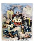 Nast: Tweed's Downfall Prints by Thomas Nast