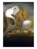 Dali: Angelus, 1933 Giclee Print by Salvador Dali