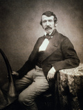 David Livingstone (1813-1873) Photographic Print