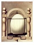 Magritte: Elective Reproduction procédé giclée par Rene Magritte