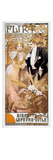 Mucha: Biscuit Ad, C1895 Giclee Print by Alphonse Mucha