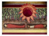 Rivera: Blood Of Martyrs Giclee Print by Diego Rivera