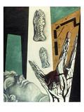 Chirico: Arch, 1914 Giclee Print by Giorgio De Chirico