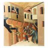 Martini: St. Augustine Giclee Print by Simone Martini
