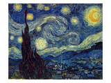 Van Gogh: Starry Night Prints by Vincent van Gogh
