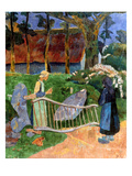 Serusier: Barriere, 1889 Print by Paul Serusier