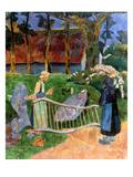 Serusier: Barriere, 1889 Giclee Print by Paul Serusier